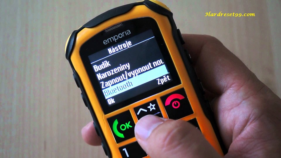 Emporia Solid Hard reset - How To Factory Reset