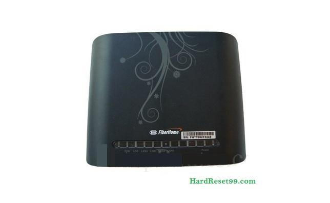 FiberHome AN5506-04-F2 Router - How to Factory Reset
