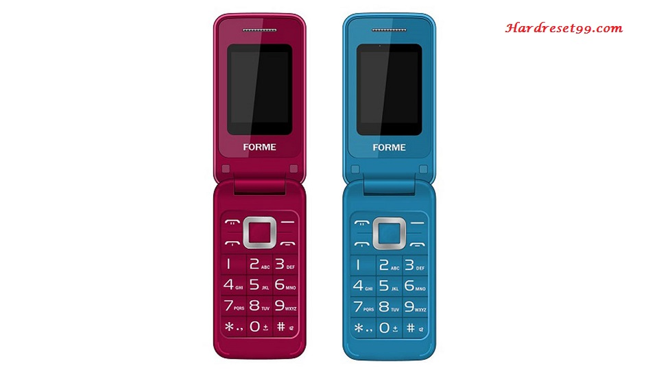 Forme C3520 Hard reset - How To Factory Reset