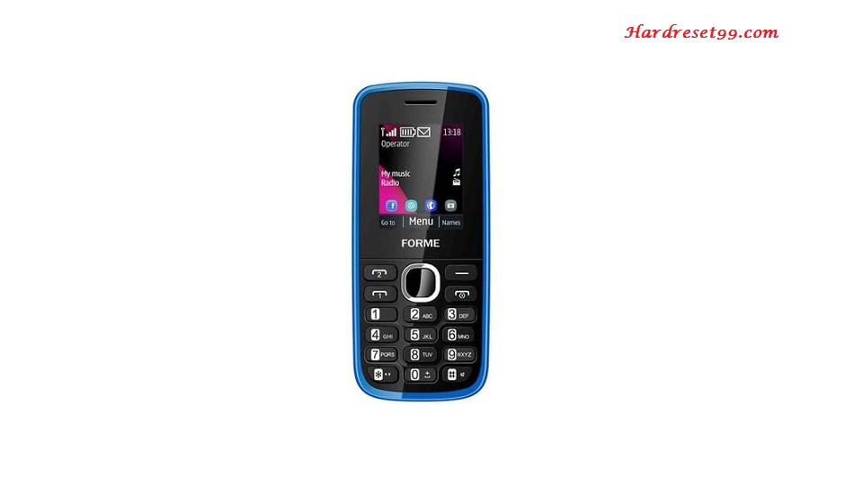 Forme King K1 Hard reset - How To Factory Reset
