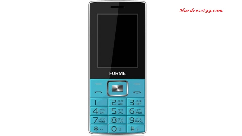 Forme L5 Hard reset - How To Factory Reset