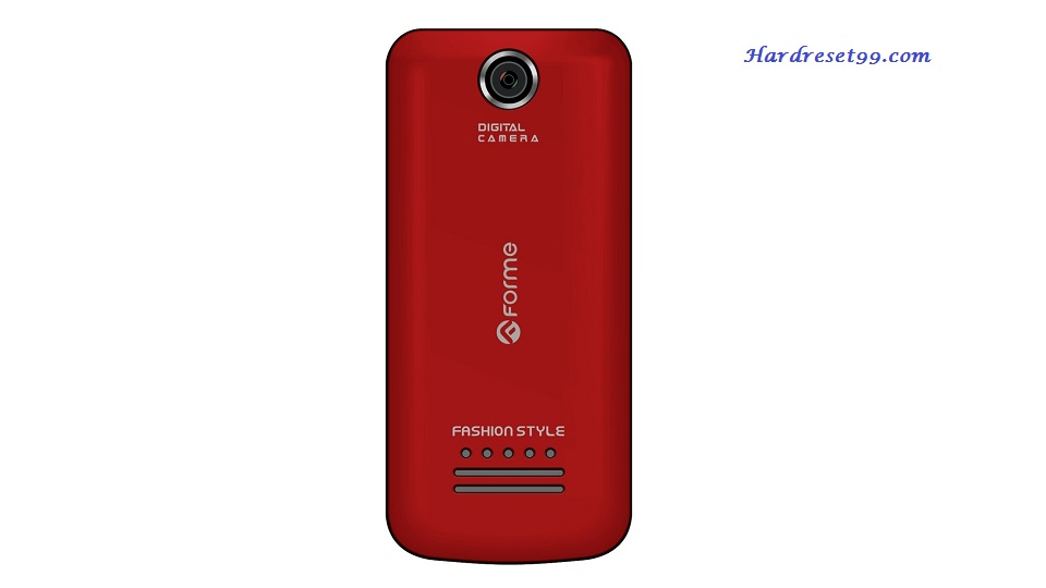 Forme L600 Hard reset - How To Factory Reset