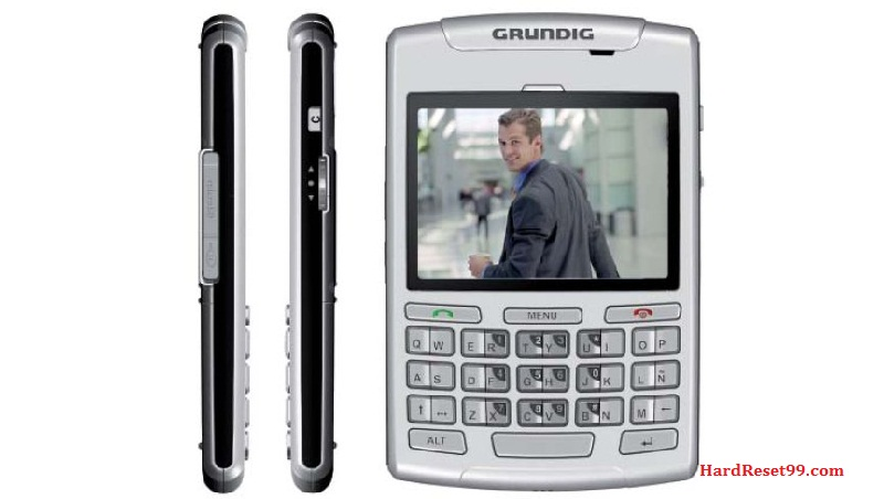 Grundig List - Hard reset - Factory Reset & Password Recovery