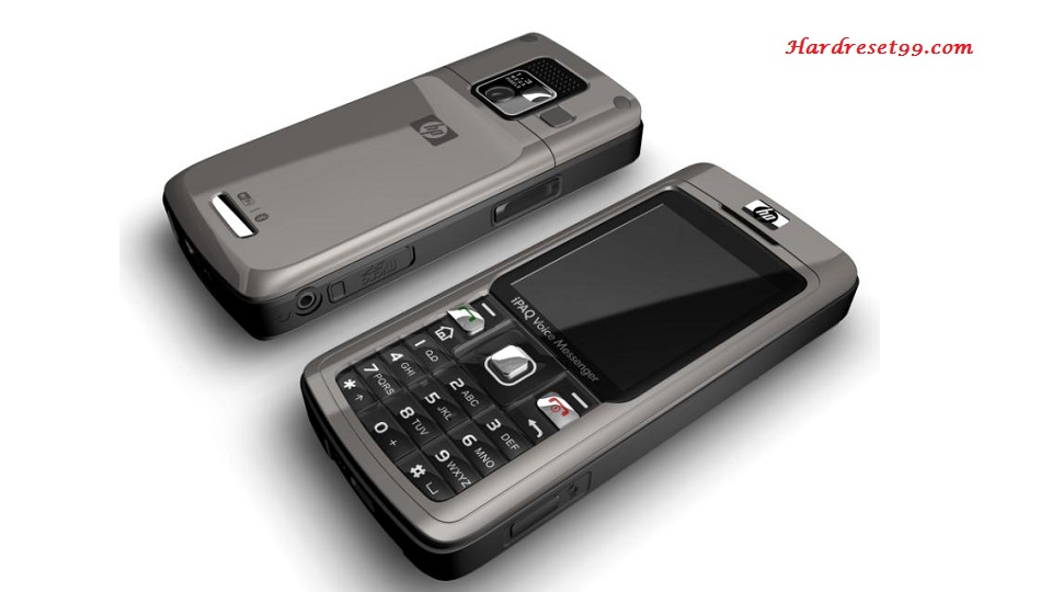 HP iPAQ 514 Hard reset - How To Factory Reset