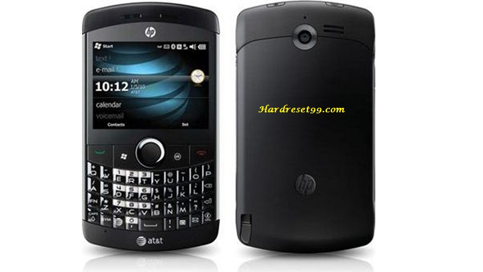 HP iPAQ OAK Hard reset - How To Factory Reset