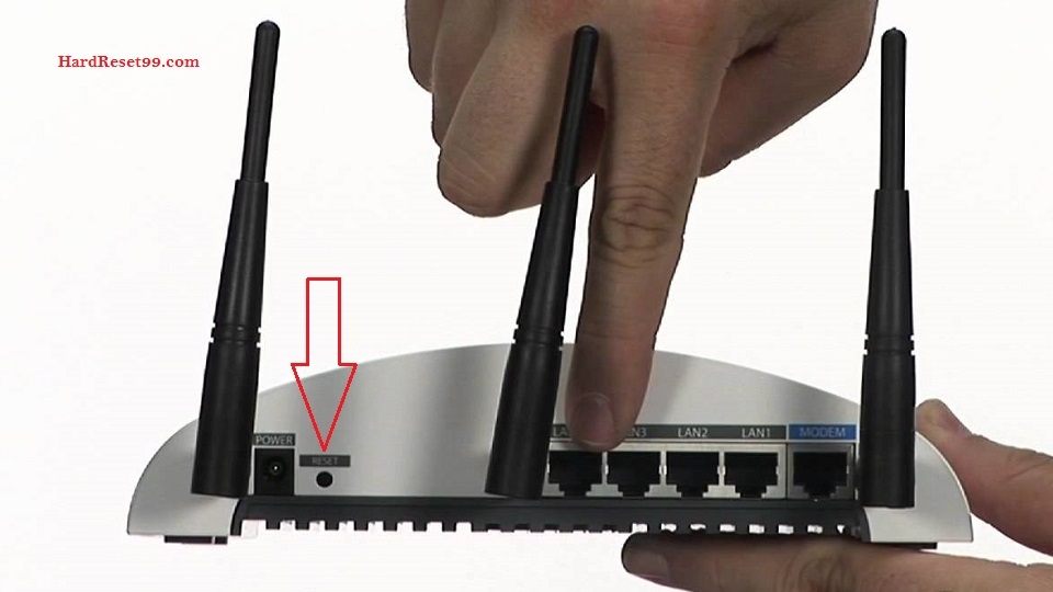 Hawking Router Factory Reset – List