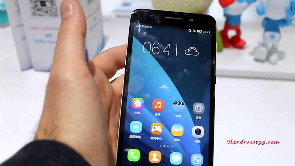Honor 4X Hard reset - How To Factory Reset