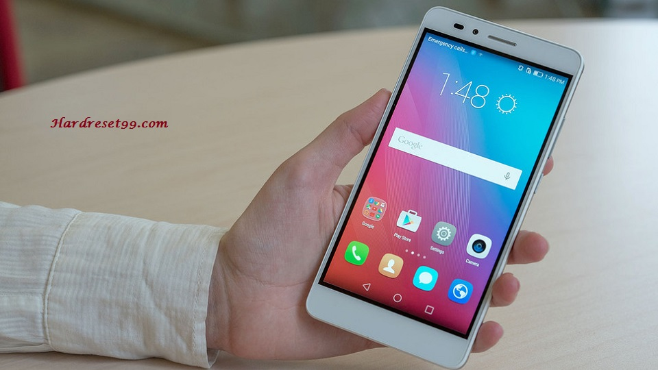 Honor 5X Hard reset - How To Factory Reset