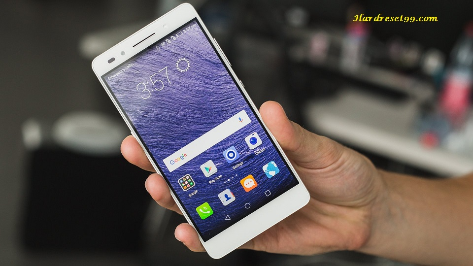 Honor 7 Hard reset - How To Factory Reset