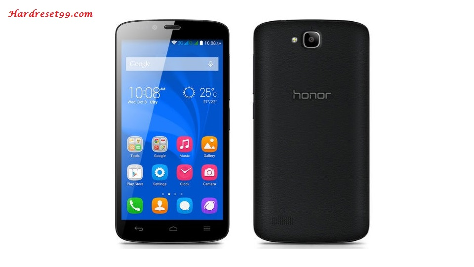 Honor Holly Hard reset - How To Factory Reset