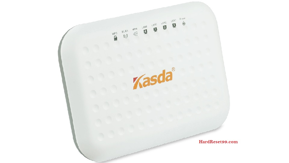 Kasda Router Factory Reset – List