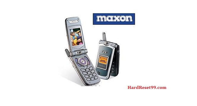 Maxon List - Hard reset, Factory Reset & Password Recovery