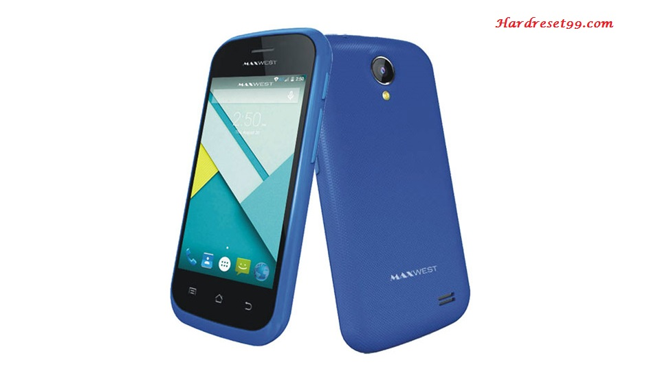 Maxwest Astro 3.5 Hard reset - How To Factory Reset