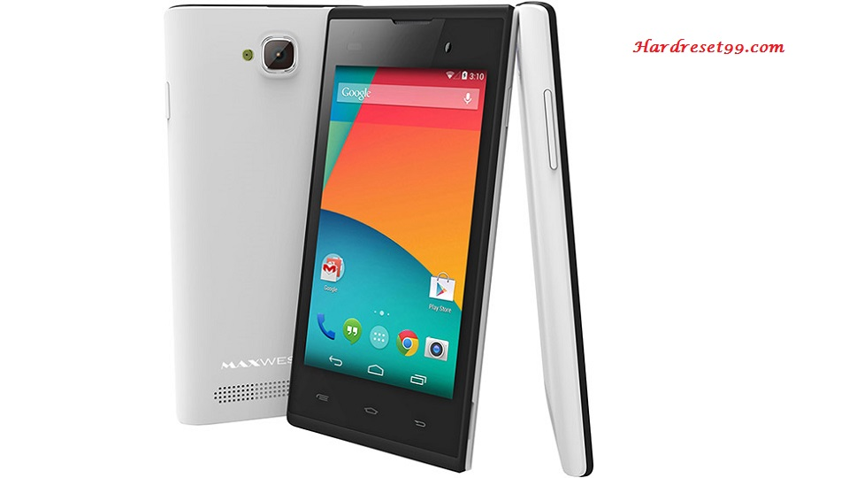 Maxwest Astro 4 Hard reset - How To Factory Reset