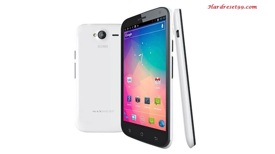 Maxwest Astro 5s Hard reset - How To Factory Reset