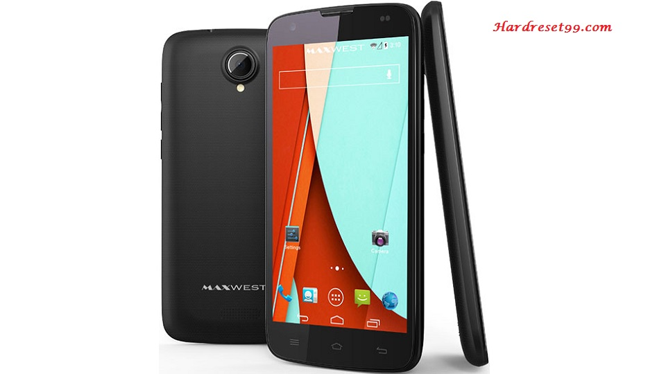 Maxwest Astro X5 Hard reset - How To Factory Reset