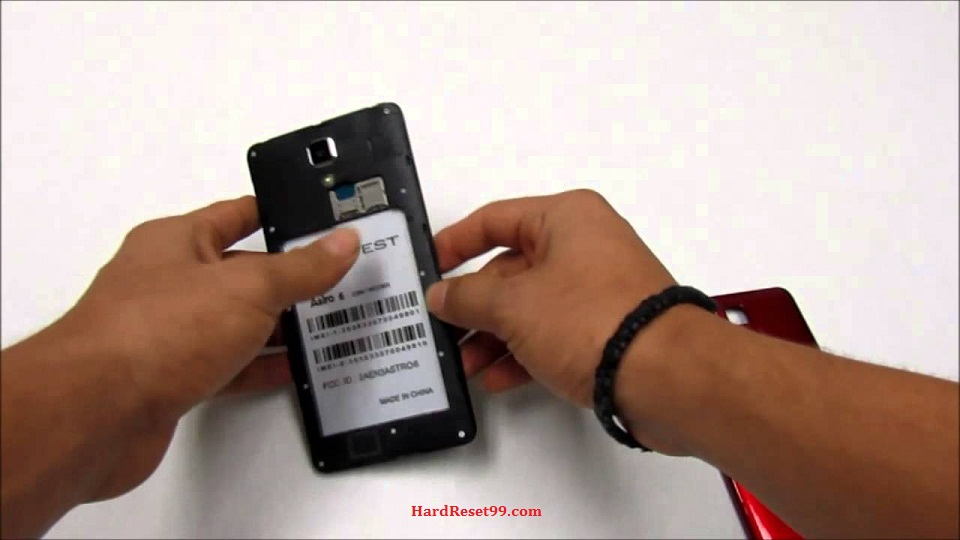 Maxwest Astro X55 Hard reset - How To Factory Reset