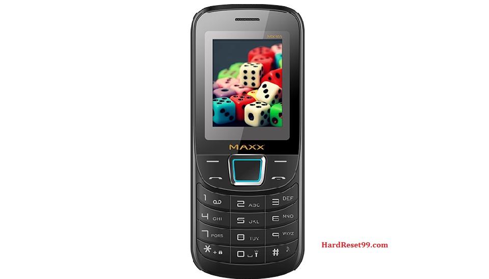 Maxx ARC MX105 Hard reset - How To Factory Reset