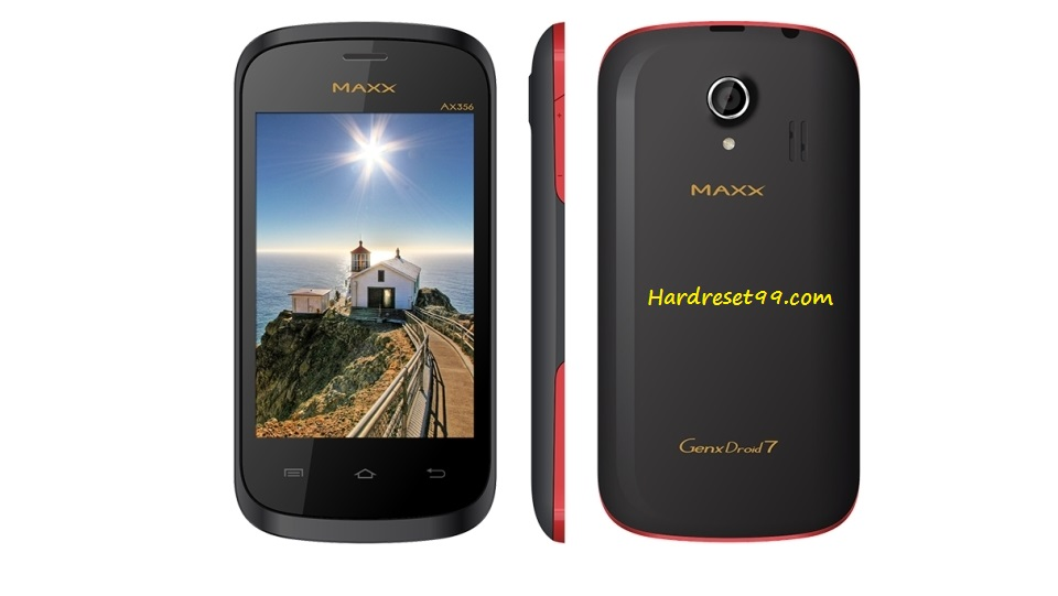 Maxx GenXDroid 7 Hard reset - How To Factory Reset