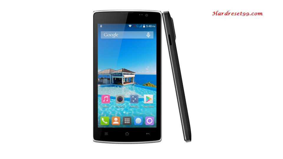 Onida A Plus i502 Hard reset - How To Factory Reset