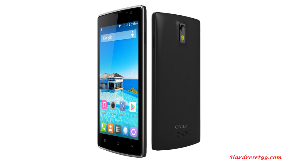 Onida Touch i4 Hard reset - How To Factory Reset