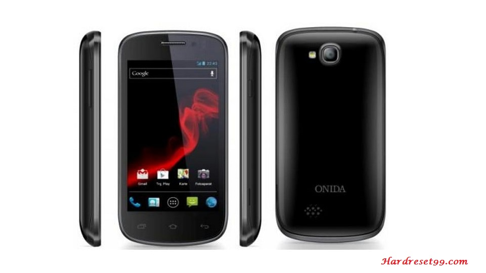 Onida i666 Hard reset - How To Factory Reset