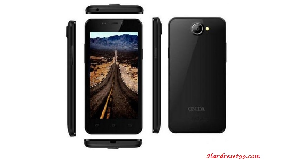 Onida i777 Hard reset - How To Factory Reset