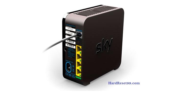 Sky Router Factory Reset – List