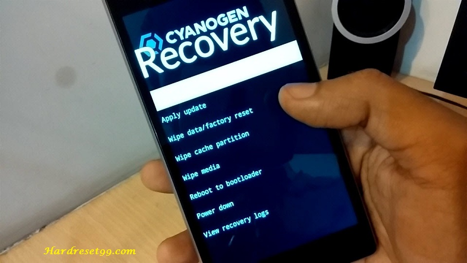 YU Yunique Plus Hard reset - How To Factory Reset