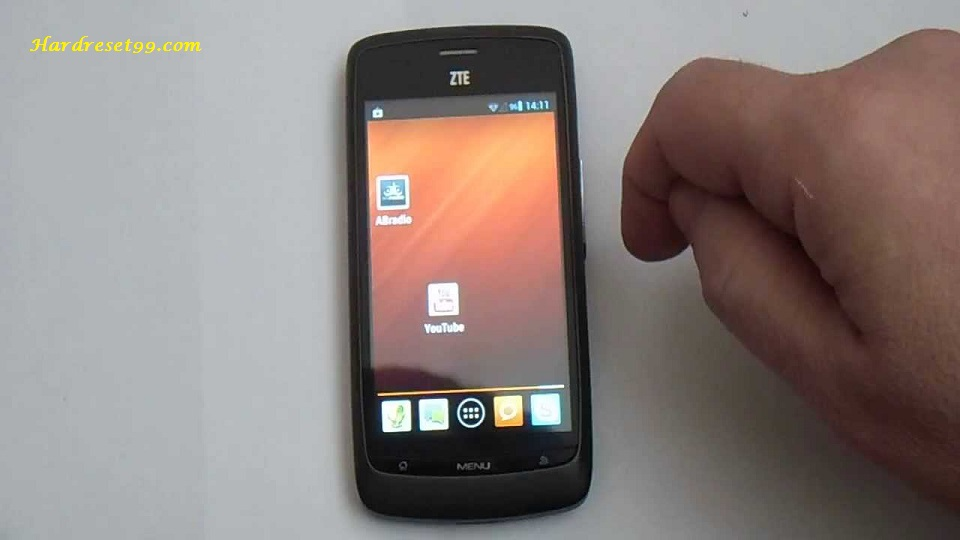 ZTE Blade Apex Hard reset - How To Factory Reset