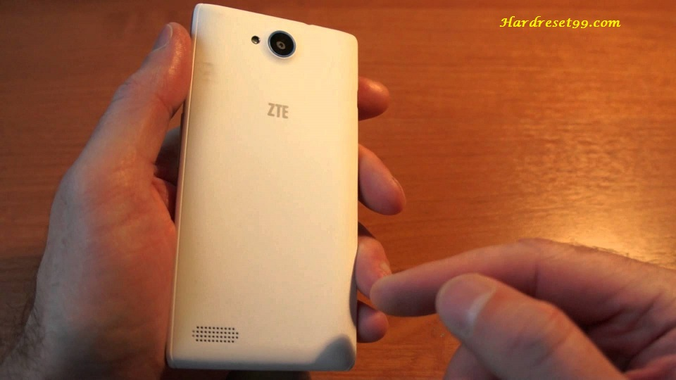 ZTE Blade G Lux Hard reset - How To Factory Reset