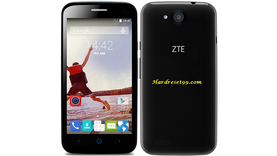 ZTE Blade Q Lux 4G Hard reset - How To Factory Reset