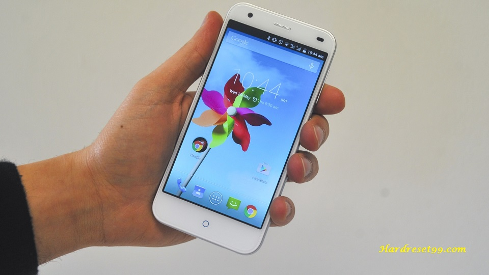 ZTE Blade V2 Hard reset - How To Factory Reset