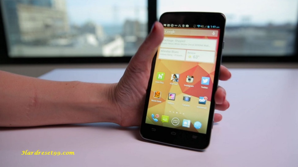 ZTE Boost Max Hard reset - How To Factory Reset