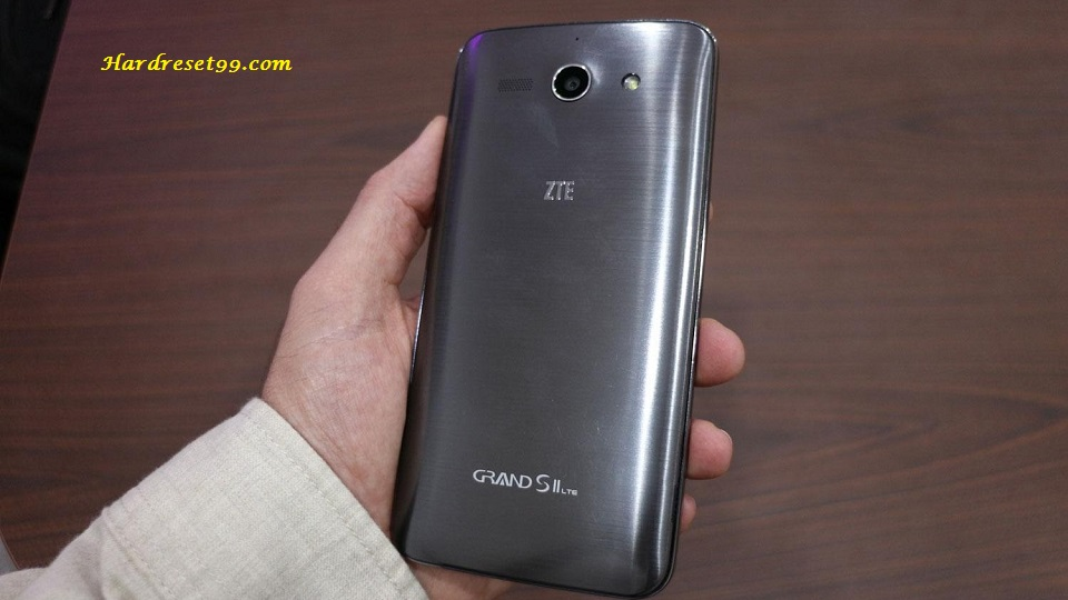 ZTE Grand S Hard reset - How To Factory Reset