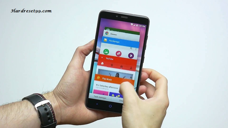 ZTE Imperial Hard reset - How To Factory Reset