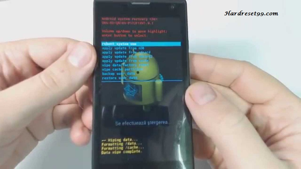 ZTE Kis 3 Hard reset - How To Factory Reset