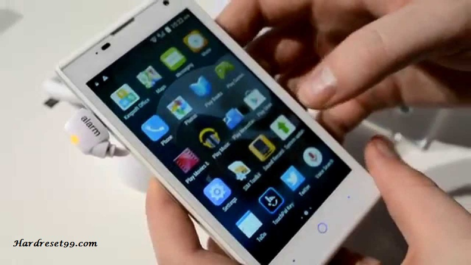 ZTE Kis Hard reset - How To Factory Reset