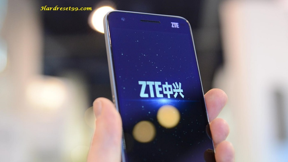 ZTE Merit Hard reset - How To Factory Reset