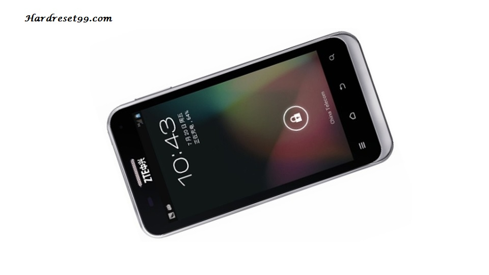 ZTE N880E Hard reset - How To Factory Reset