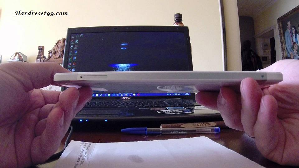ZTE Nubia X6 Hard reset - How To Factory Reset