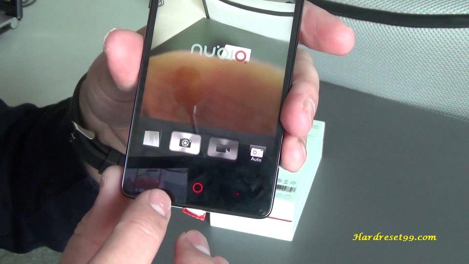 ZTE Nubia Z5S mini Hard reset - How To Factory Reset
