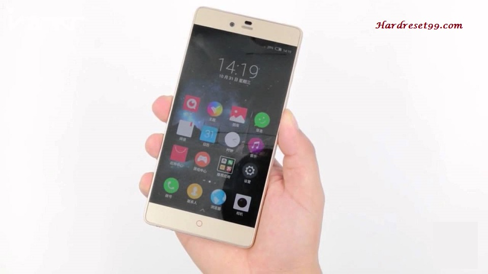 ZTE Nubia Z9 Max Hard reset - How To Factory Reset