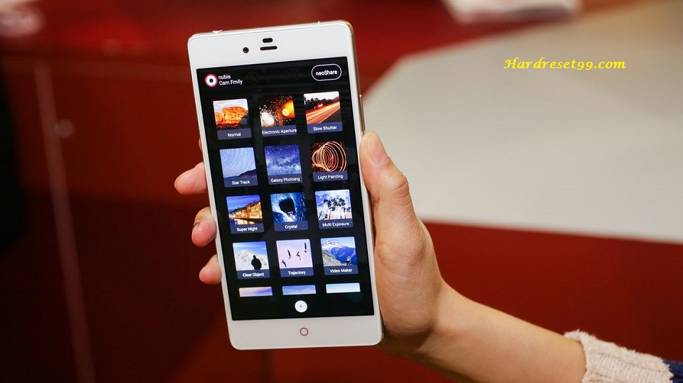 ZTE Nubia Z9 Hard reset - How To Factory Reset