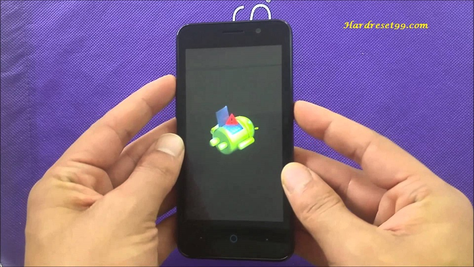 ZTE Obsidian Hard reset - How To Factory Reset