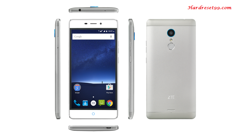 ZTE Prelude Hard reset - How To Factory Reset