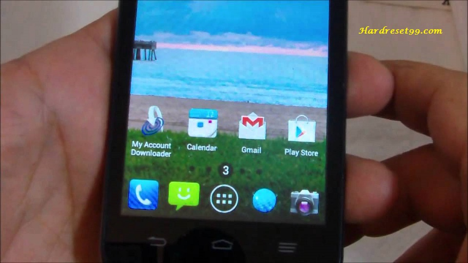 ZTE Solar Hard reset - How To Factory Reset