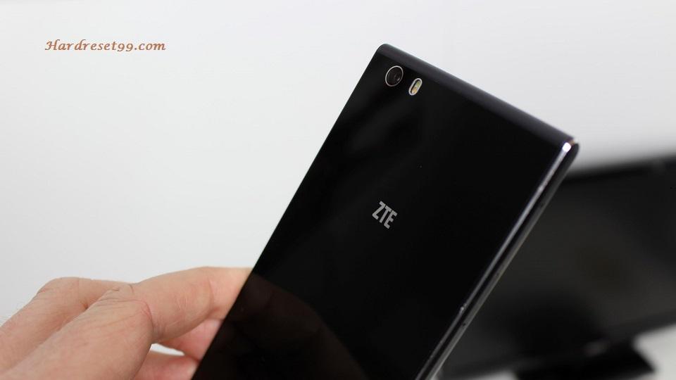 ZTE Star 2 G720C Hard reset - How To Factory Reset