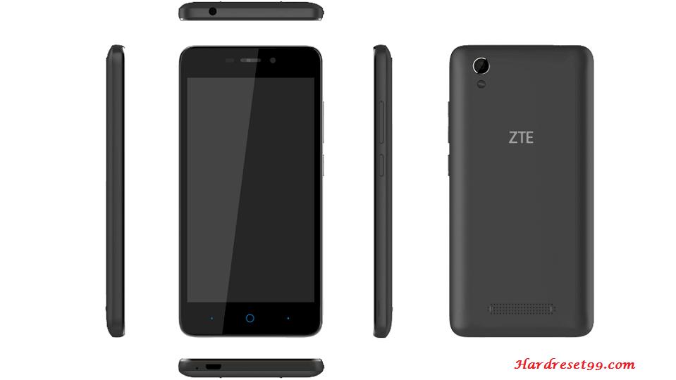 ZTE U9810 Hard reset - How To Factory Reset