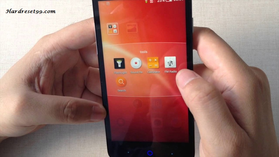 ZTE V5 Hard reset - How To Factory Reset